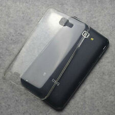 For Samsung Galaxy Note N7000 I717 Crystal Clear hard case DIY case cover