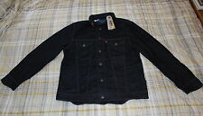 XL BNWT LEVI`S COMMUTER HOODED WATER RESISTANT DENIM TRUCKER JACKET, MENS XL