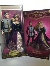 Disney Store AURORA/BRIAR ROSE & PRINCE PHILLIP Doll Limited Edition Fairytale