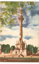 ca.1920's postcard - Columna de la Independencia, Mexico.