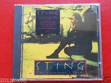 sting ten summoner's tales it's probably me faith in you cd 1993 Raro ##cd's ddd