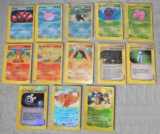Go Pokemon 13 Trading card game Karten Holo 165 Ibitak 11 Smogmog 70 Trainer 140