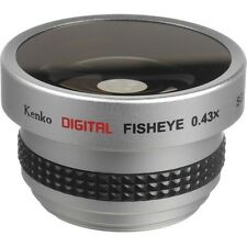 Kenko 37mm Fisheye SGW-0.43x Video Lens, London