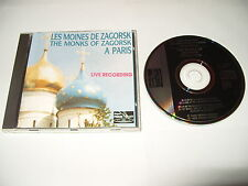 les moines de zagorsk a paris-the monks of zagorsk-cd 1989