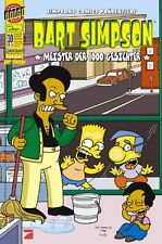 BART SIMPSON # 10 + STICKER - PANINI COMICS 2003 - TOP