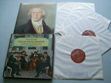 Philips 6707 008 BEETHOVEN The Late String Quartets Quartetto Italiano 4LP box