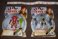 Marvel Iron Man 3 Ghost Armor & Shatterblast  -  NIP