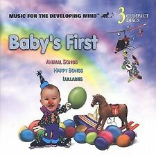 Baby's First: Animal Songs by Various Artists