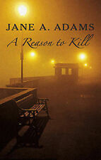 A Reason to Kill (Severn House Large Print),ACCEPTABLE Book