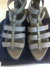 Alexander Wang Gladiator Sandals Excellent Condition 38 Cost £350