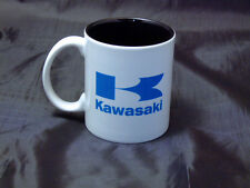 Reproduction Vintage Kawasaki Snowmobile Logo Coffee Mug