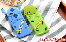 Cartoon animal stitch mike pattern phone case cover shell iphone 6 6s 6s plus