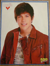 Austin Mahone, Rocky Lynch, R5,  Double Full Page Pinup