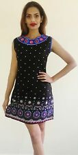 MONSOON Dress...Black. Sleeveless **REDUCED** Size 10.. NWT