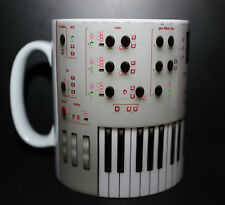 Custom Alesis ION Synthesizer novelty mug studio producer keyboard