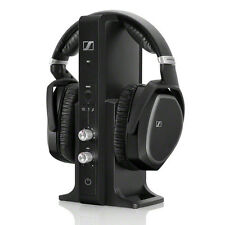 SENNHEISER RS195 DIGITAL WIRELESS HEADPHONE+CIRCUMAURAL+CLOSED+NOISE SUPPRESION#