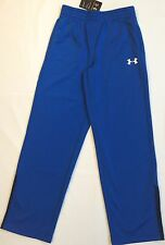 NWT Boys YXL Xlarge UNDER ARMOUR warmup sweatpants track pants sweats all season