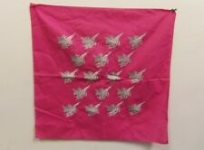 "Smirnoff Vodka Twist Pink Bandanna Scarf Handkerchief 21.5"" by 21.5"""