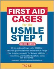 First Aid™ Cases for the USMLE Step 1: Second Edition First Aid USMLE)