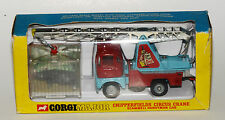 Corgi Toys Nr. 1144 - Chipperfields Circus Crane Scammell Handyman Cab in OVP