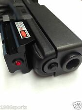 Red Dot Laser sight picatinny Weaver rail Mount 20mm For Pistol Gun Compact #10