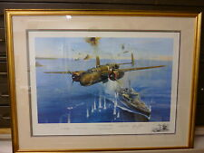 Air Apaches on the warpath print by Robert Taylor #500/600