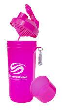 ++ SmartShake Shaker Slim Neon Smartshaker Pink (500 ml) ++
