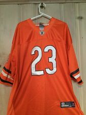 Reebok Devin Hester NFL Equipment On Field Stitched Authentic Jersey Size 54