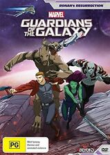 GUARDIANS OF THE GALAXY :RONAN'S RESURRECTION - DVD - UK Compatible