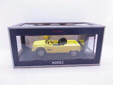LOT 38442 | Norev 181525 Citroen Méhari 1983 gelb 1:18 Modellauto NEU in OVP