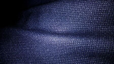 tissu matelasse blue jeans 50x140 cm