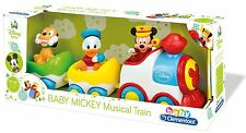 New Disney Early Years Toy Mickey and Friends Musical Train
