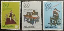 International year of disabled persons 3v Mnh 14.2.1981
