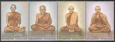 Thailand 2005 Buddhist Monks/People/Religion 4v set stp (n40531)