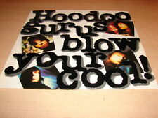 HOODOO GURUS - BLOW YOUR COOL  !!!!!!! RARE VINYL LP