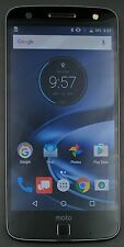 Motorola Moto Z Force XT1650-02 32GB Verizon GSM Unlocked Smartphone BLACK GREAT