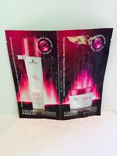 Schwarzkopf BC Bonacure Color Save Color Shine Shampoo & Treatment Sample