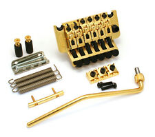 "Schaller Gold Original Floyd Rose® Locking Tremolo System 1-5/8"" Nut SB-0290-002"