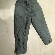 cwu6p intermediate cold weather, trousers, new old stock, usaf,MEDIUM 1974