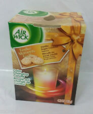 Air Wick Cambio De Color Vela Vainilla Sugar Cookies Fragancia Airwick Nuevo