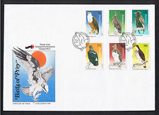 Zimbabwe Birds of Prey First Day of Issue Cover 1984