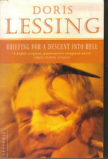 DORIS LESSING - Briefing For A Descent Into Hell P/B