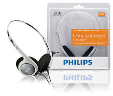 Philips SBCHL140/98 Wired Headphones Headset Headphone (Graphite, On the Ear)