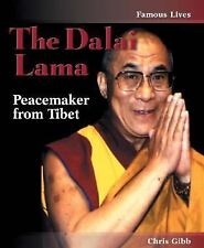 Dalai Lama: Peacemaker from Tibet, the (Famous Lives (Raintree))-ExLibrary