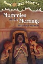 Magic Tree House: Mummies in the Morning 3 by Mary Pope Osborne (1993,...