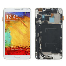 Full LCD Touch Screen Glass Panel Digitizer Frame For Samsung Galaxy Note3 N900A