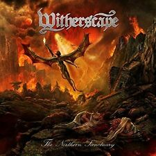 WITHERSCAPE - THE NORTHERN SANCTUARY   CD NEU