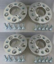 Audi 5x100 57.1 to VW Seat Skoda 5x112 57.1 15mm Hubcentric PCD Adaptors 2 pair