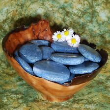 1 BLUE CORAL Tumbled Stone - Consciously Sourced Healing Crystals