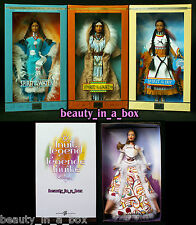 Spirit of the Water Earth Sky Spirit Inuit Legend Barbie Doll Native American 4